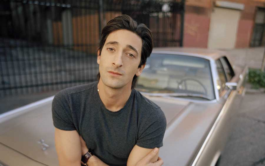 Facebook Covers For Ad... Adrien Brody Home