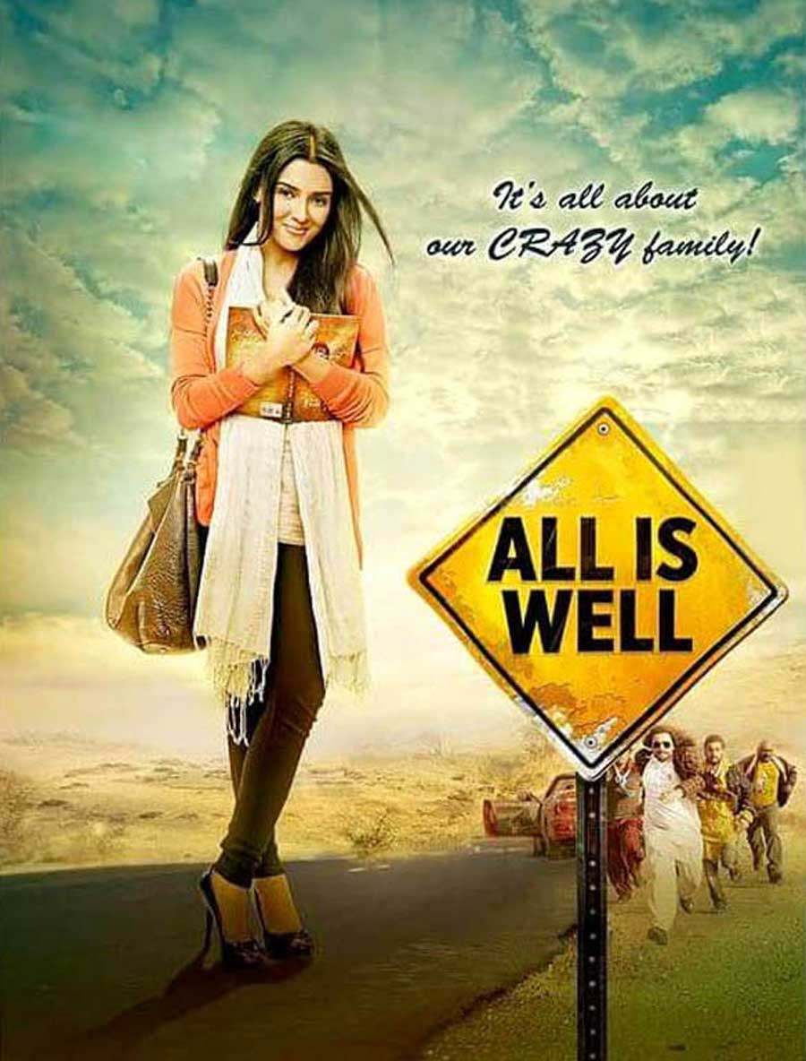 Hd wallpaper all - All Is Well
