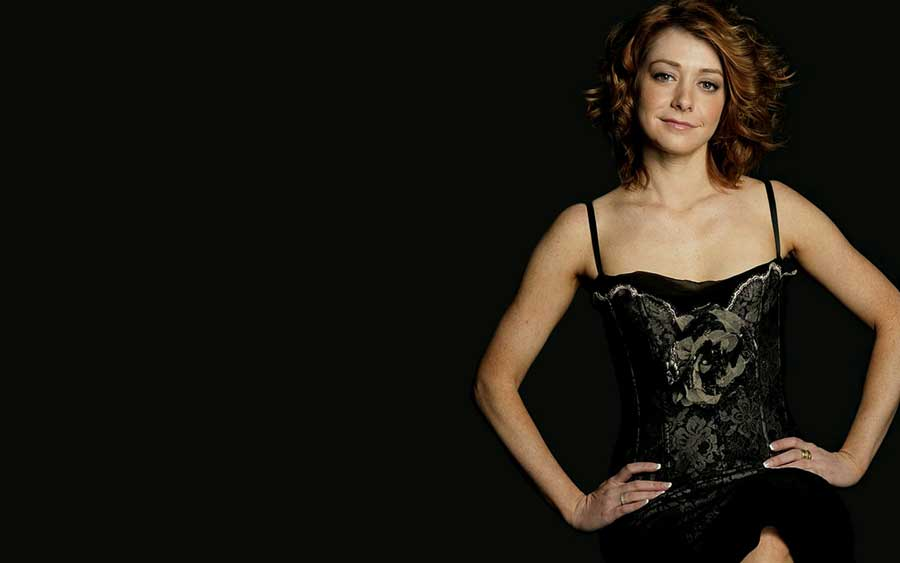Facebook Covers For Alyson Hannigan • PoPoPics.com