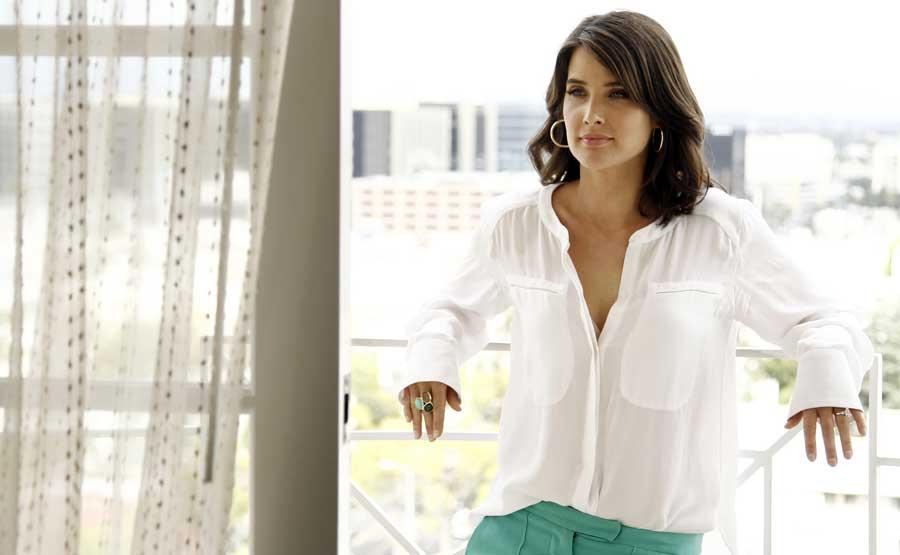 Hd wallpaper xperia c3 - Cobie Smulders Hot Pics Popopics Com