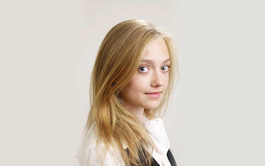 Dakota Fanning Hair Pi...