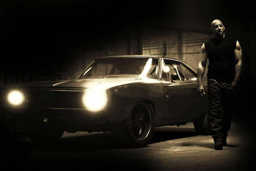 Fast And Furious Vin Diesel Car HD Pics
