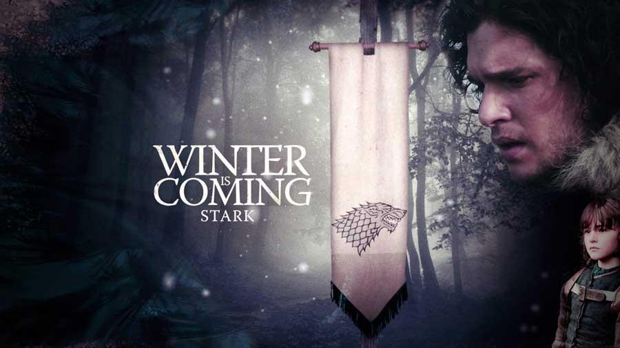 Game Of Thrones Winter Is Coming Stark Hd Wallpaper