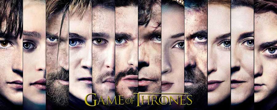 Game Of Thrones Season 4 Hd Wallpaper Background Characters