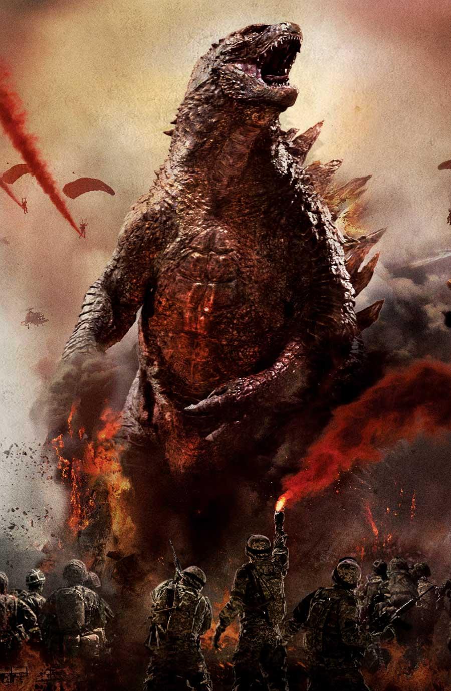 Godzilla 2014 Movie Wallpapers | HD Wallpapers