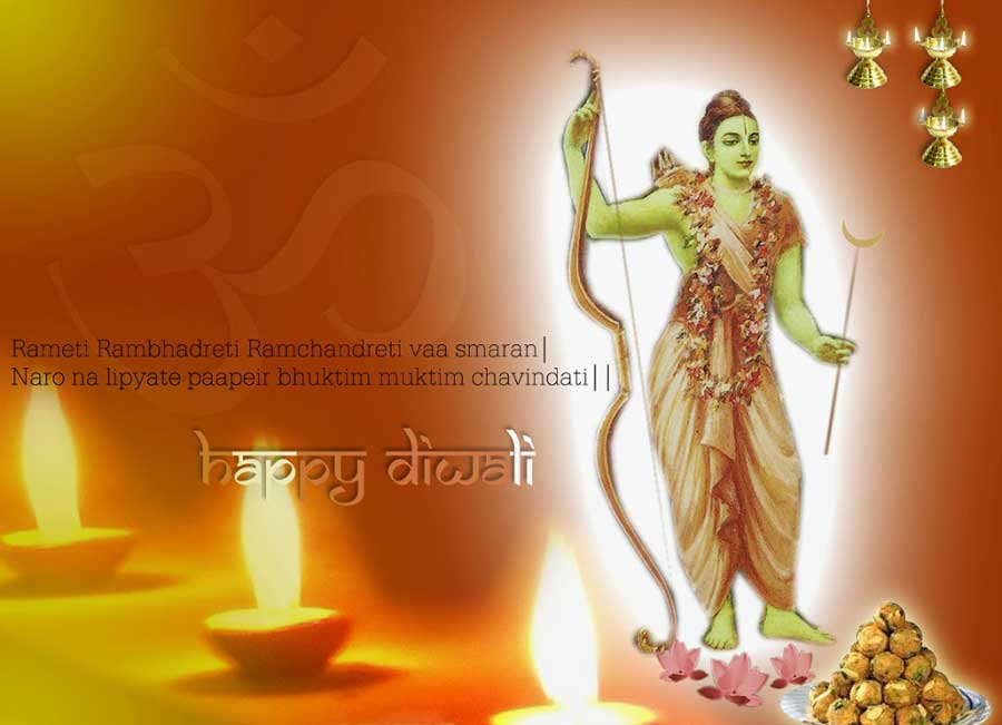 shree ram happy diwali happy new year wallpapers popopics 6