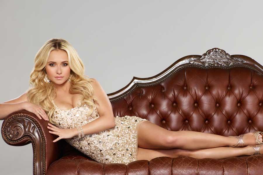Hayden panettiere nude pic sofa