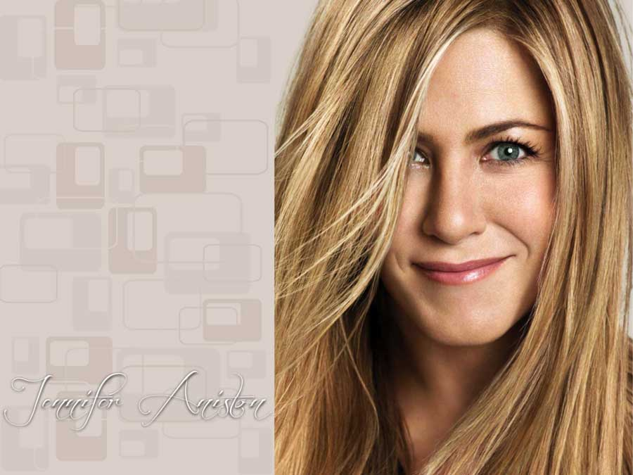 Jennifer Aniston Red Lip Images - Facebook Cover - PoPoPics com