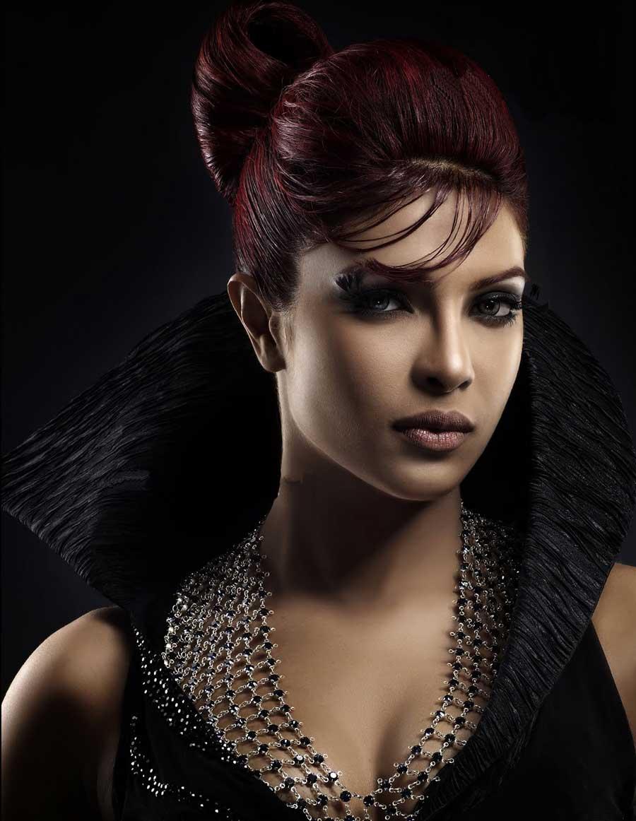 Hd wallpaper xperia c3 - Priyanka Chopra Hot Black Pictures Popopics Com
