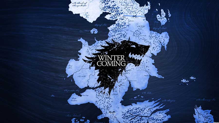 Winter Wallpaper Background Game Of Thrones