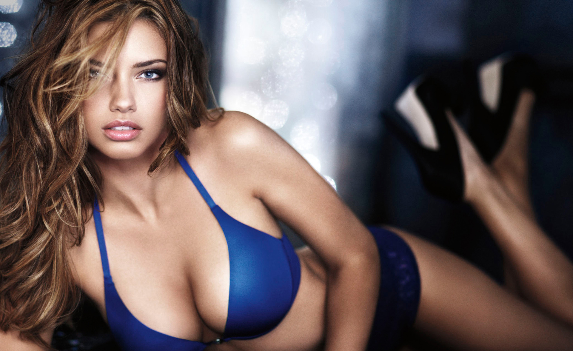 adriana lima hot wallpapers - facebook cover - popopics