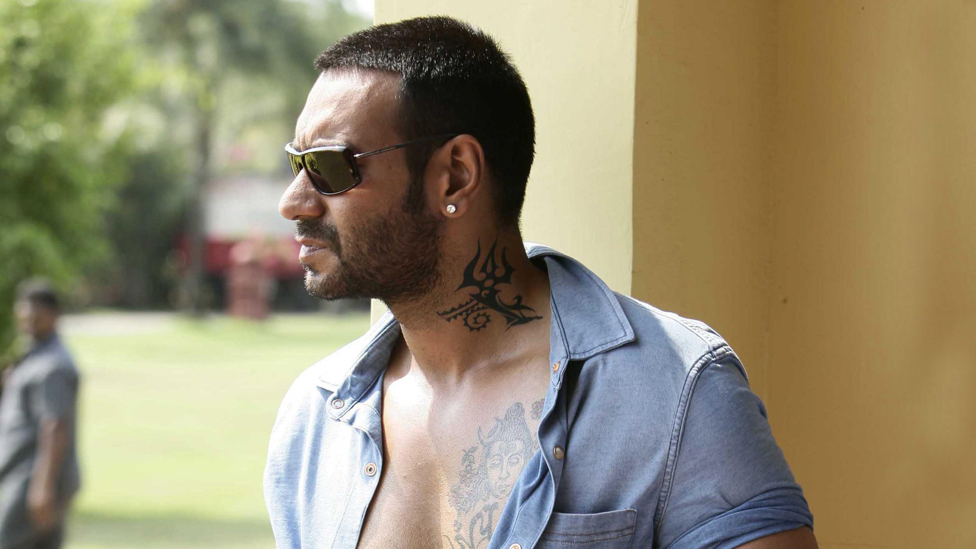 Ajay Devgan Tattoo Wallpapers Facebook Cover Popopicscom