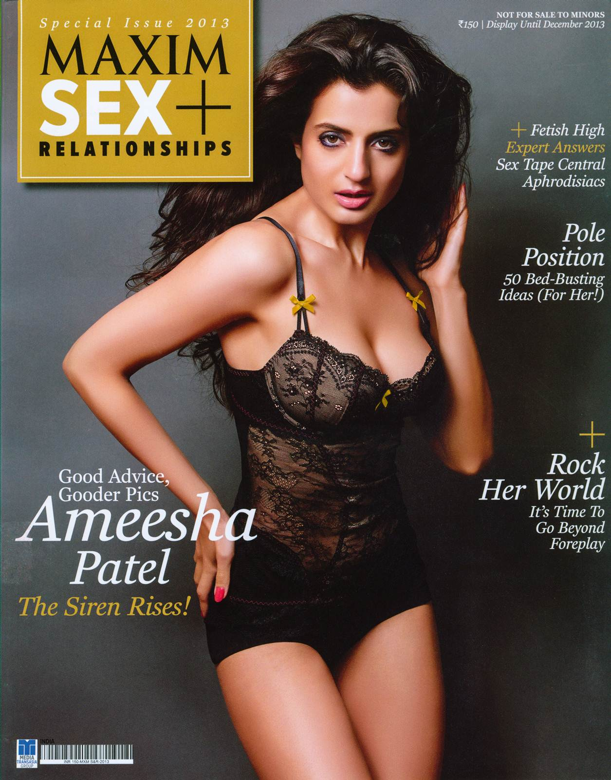 Ameesha Patel In Maxim Magazine on Ranbir Kapoor Body Pic Download