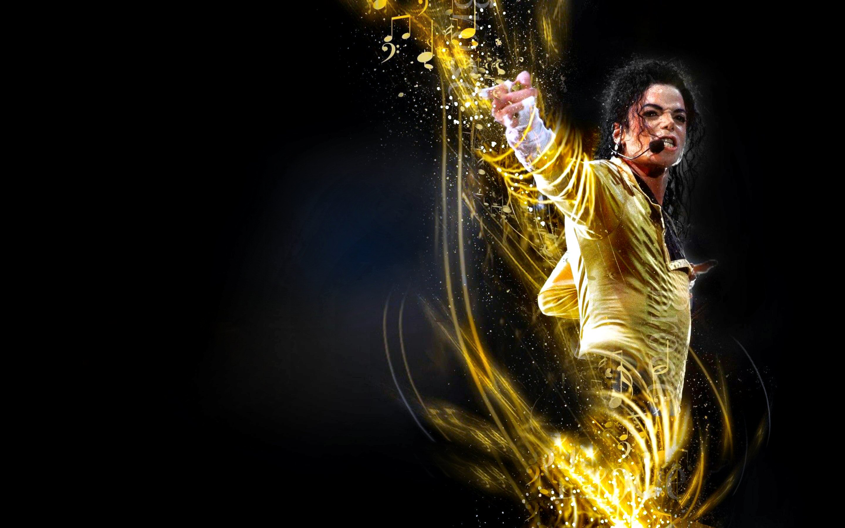 Michael Jackson HD Wallpapers • PoPoPics.com