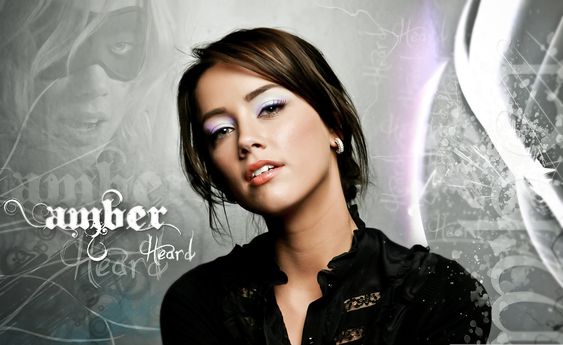 Amber Heard Hd: Amber Heard HD Wallpapers • PoPoPics.com