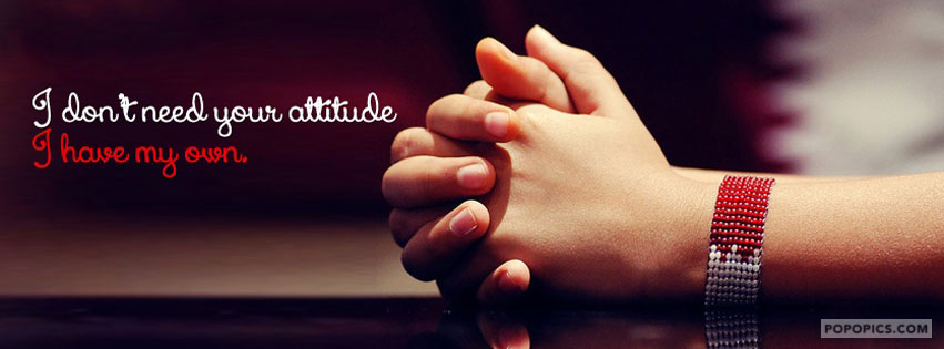 My life my rules my attitude fb cover