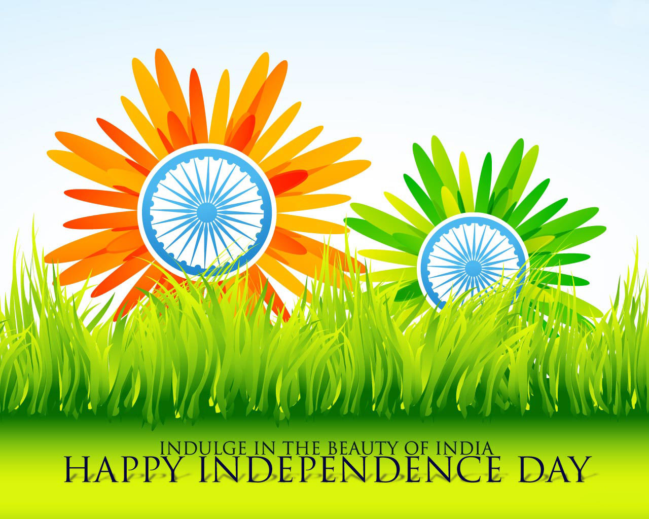Indian Flag Theme: Happy Independence Day 2014 HD Wallpapers [61-72