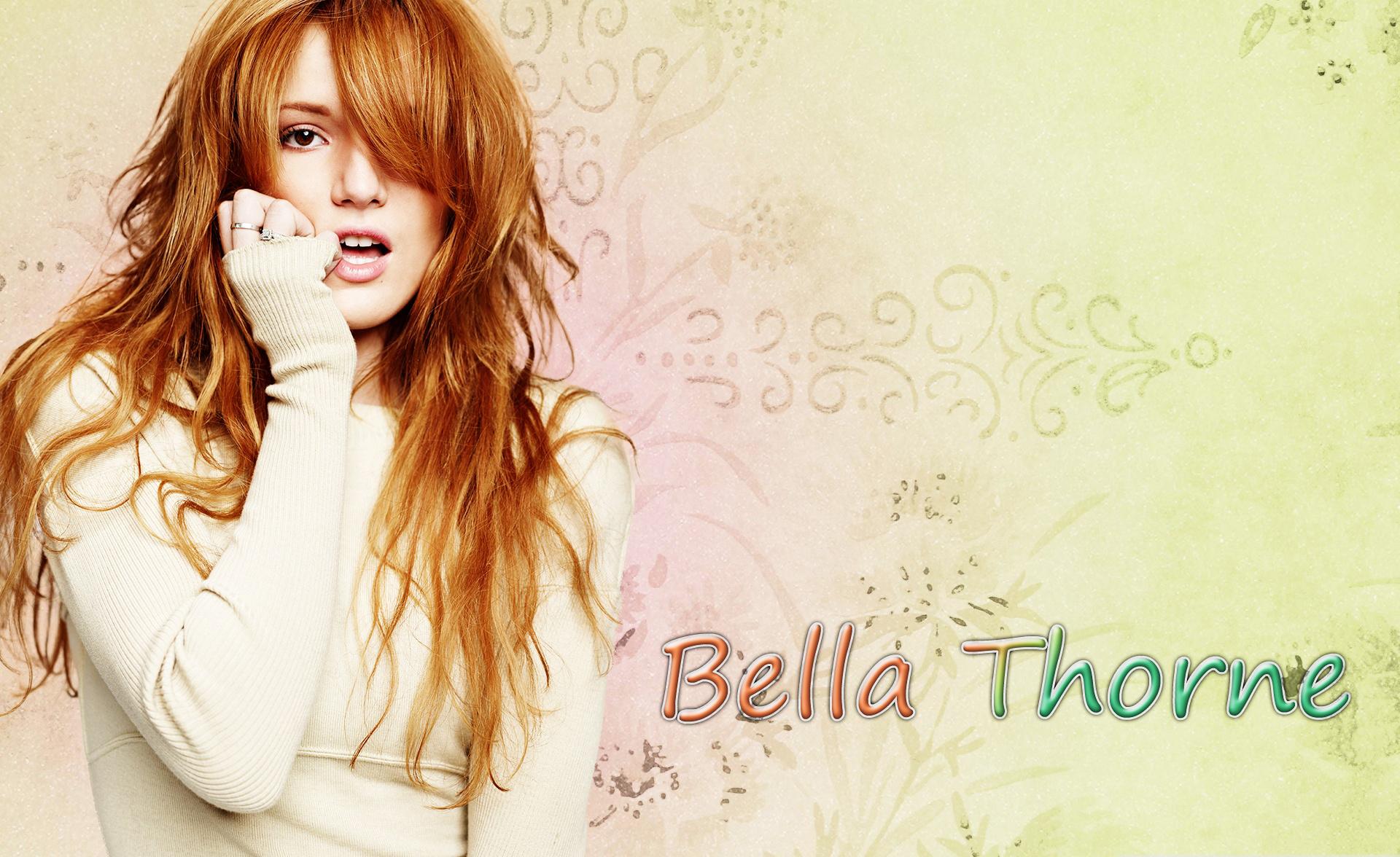 bella thorne wallpaper by - photo #28