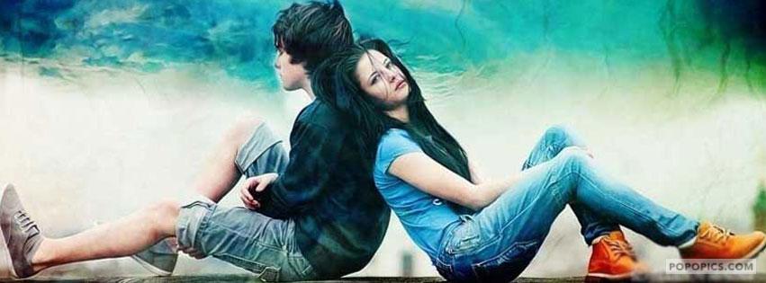 Boy And Girl Fb Cover Facebook Cover Popopicscom