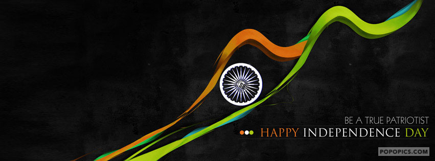India Independence Day Facebook Cover