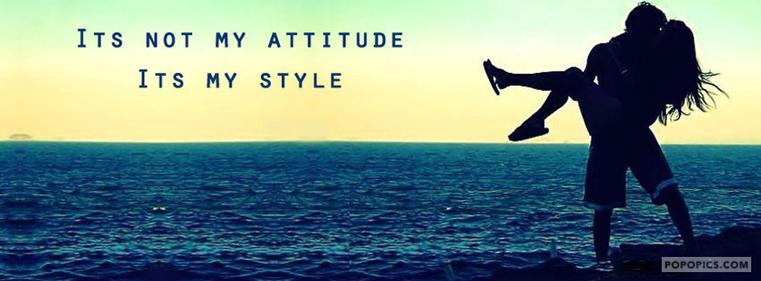 Attitude Quotes Facebook Covers Facebook Cover Popopicscom
