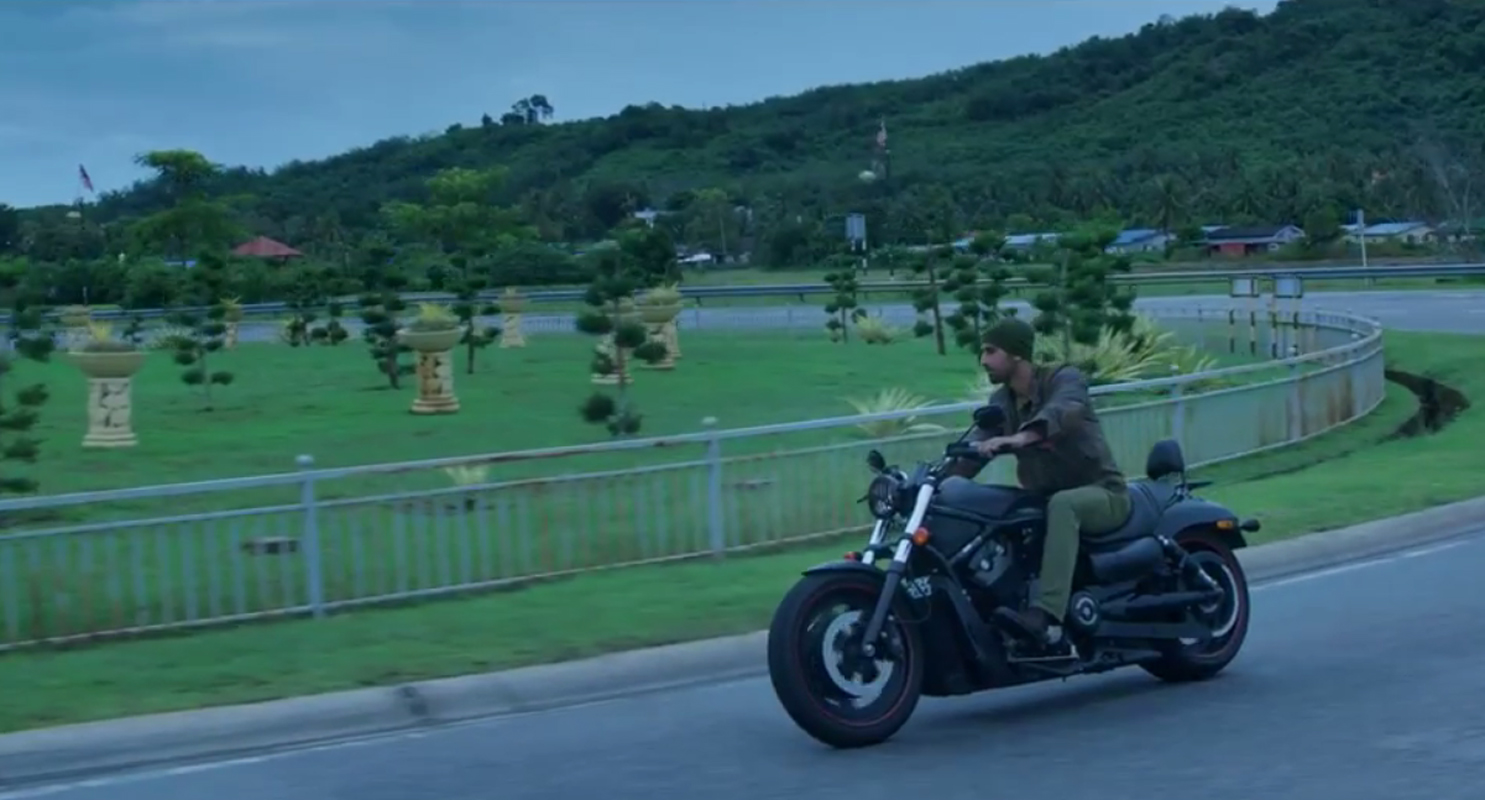ranbir awesome bike roy wallpapers   facebook cover