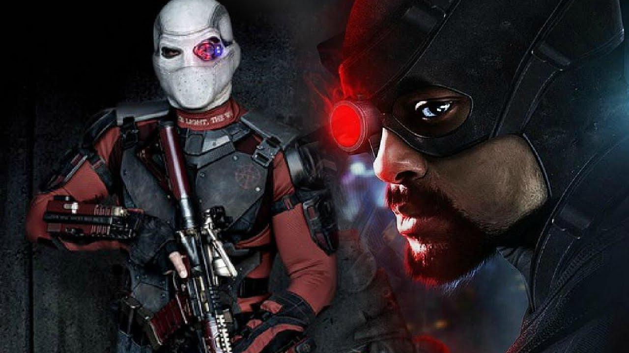 suicide squad wide wallpapers - photo #20