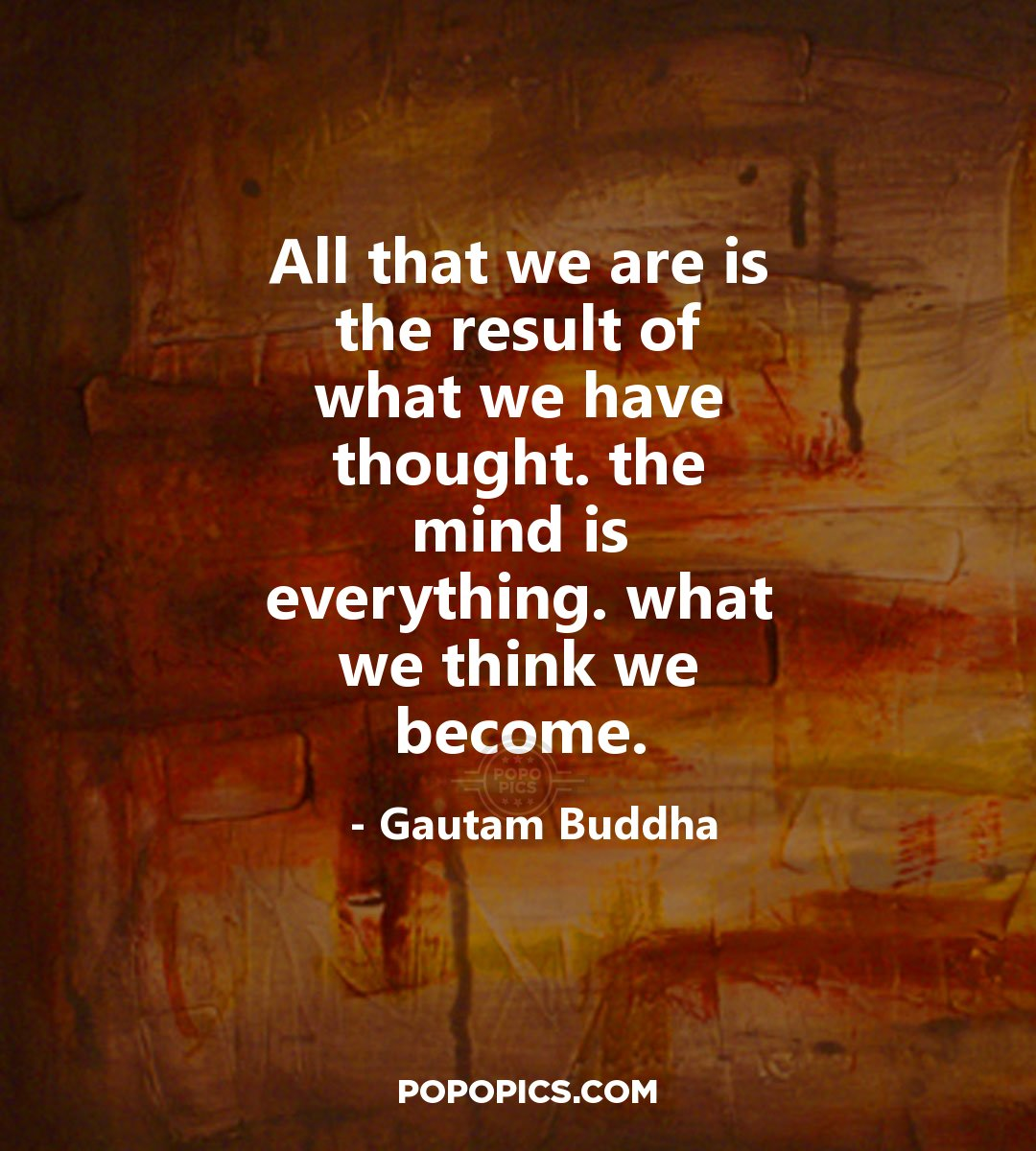 All That We Are Is The Result Of What We Have Quotes By Gautam