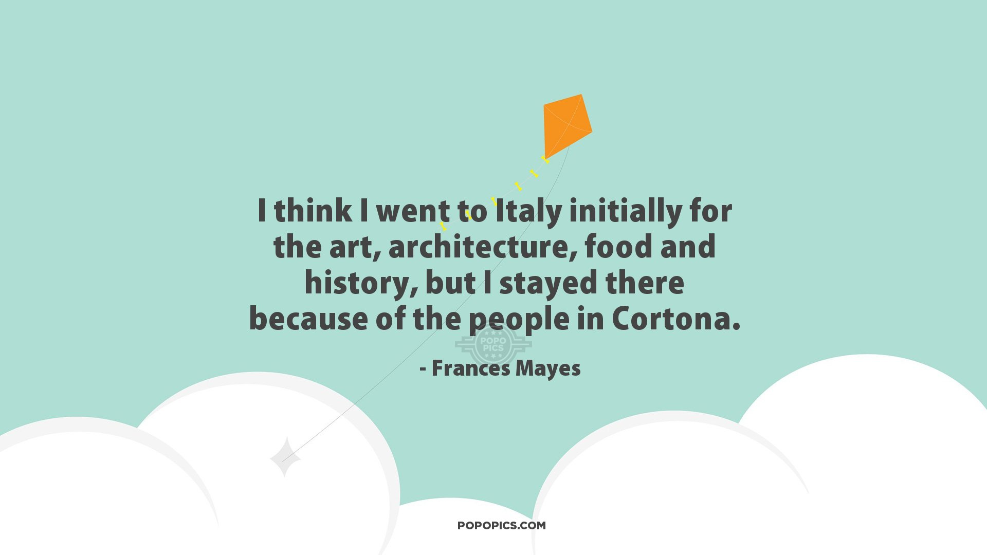 Italy Quotes I Think I Went To Italy Initially For The Art Quotes.