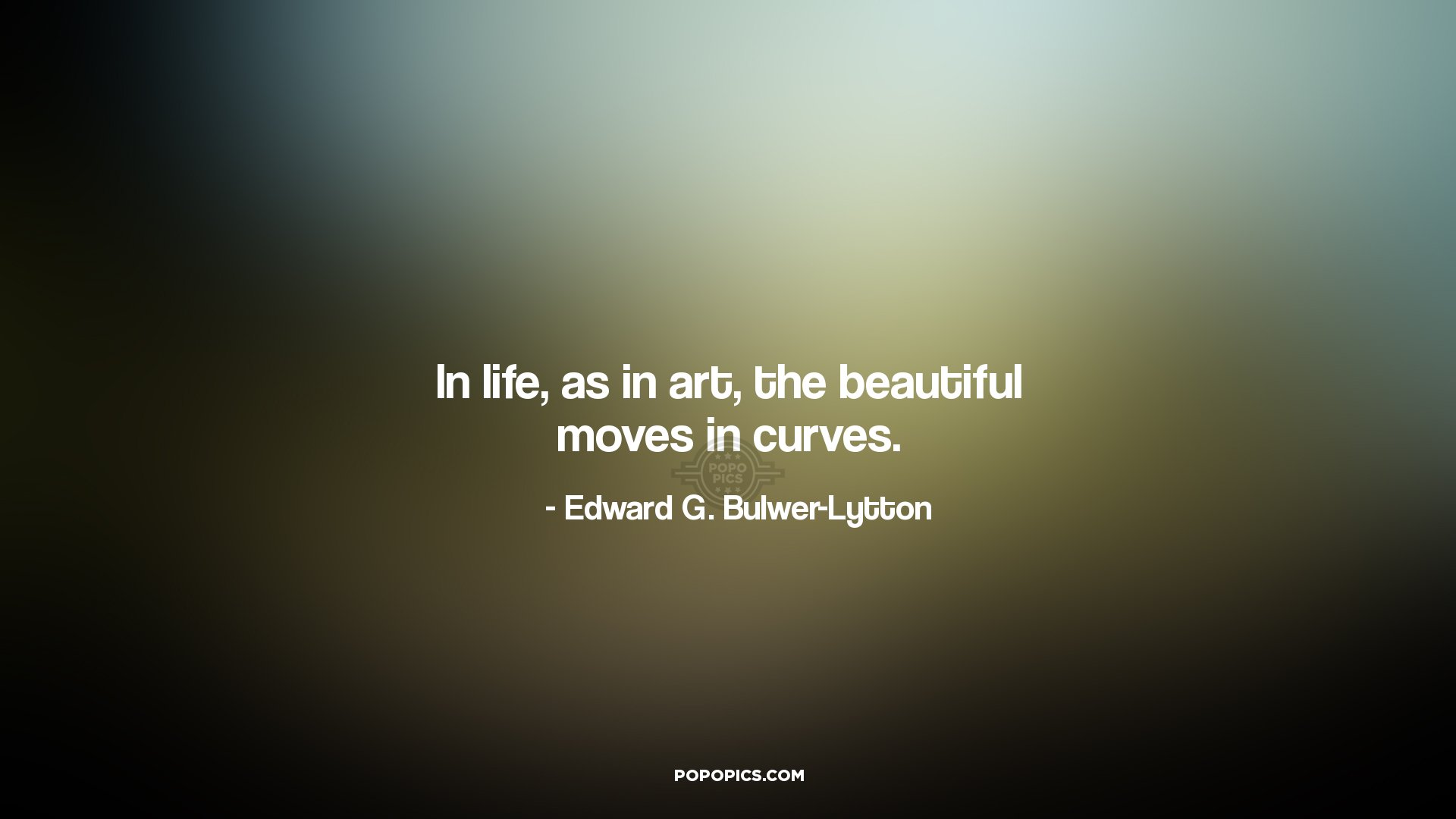 Life Moves On Quotes In Life As In Art The Beautiful Moves In Curves Quotes.