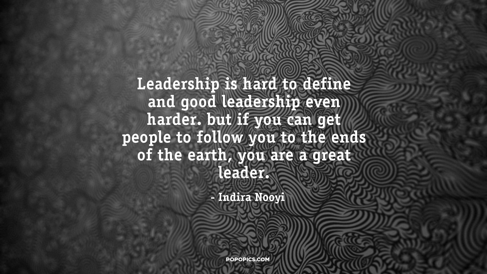 the definition of being a great leader How a good leader communicates appropriately and motivates others significantly to forward the mission.
