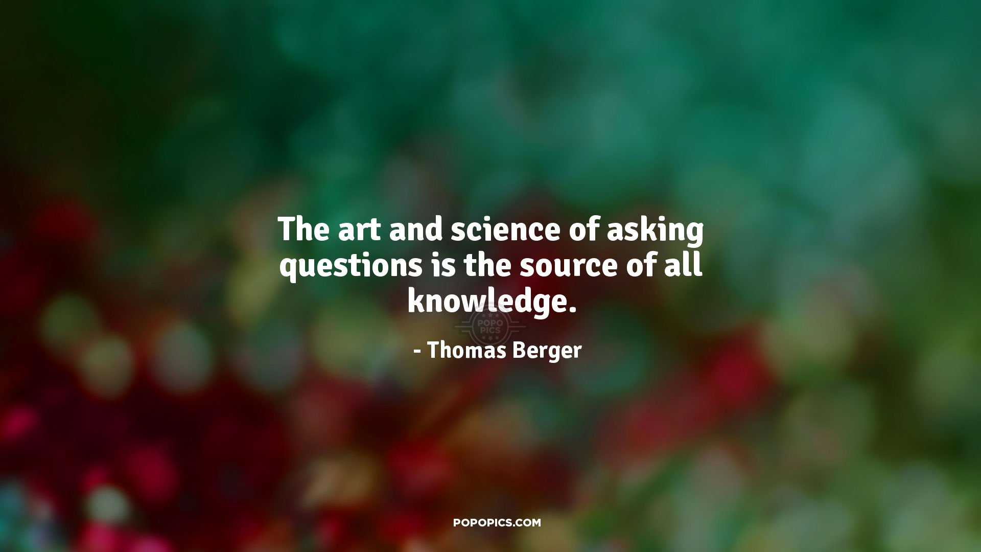 The Art And Science Of Asking Questions Is The...