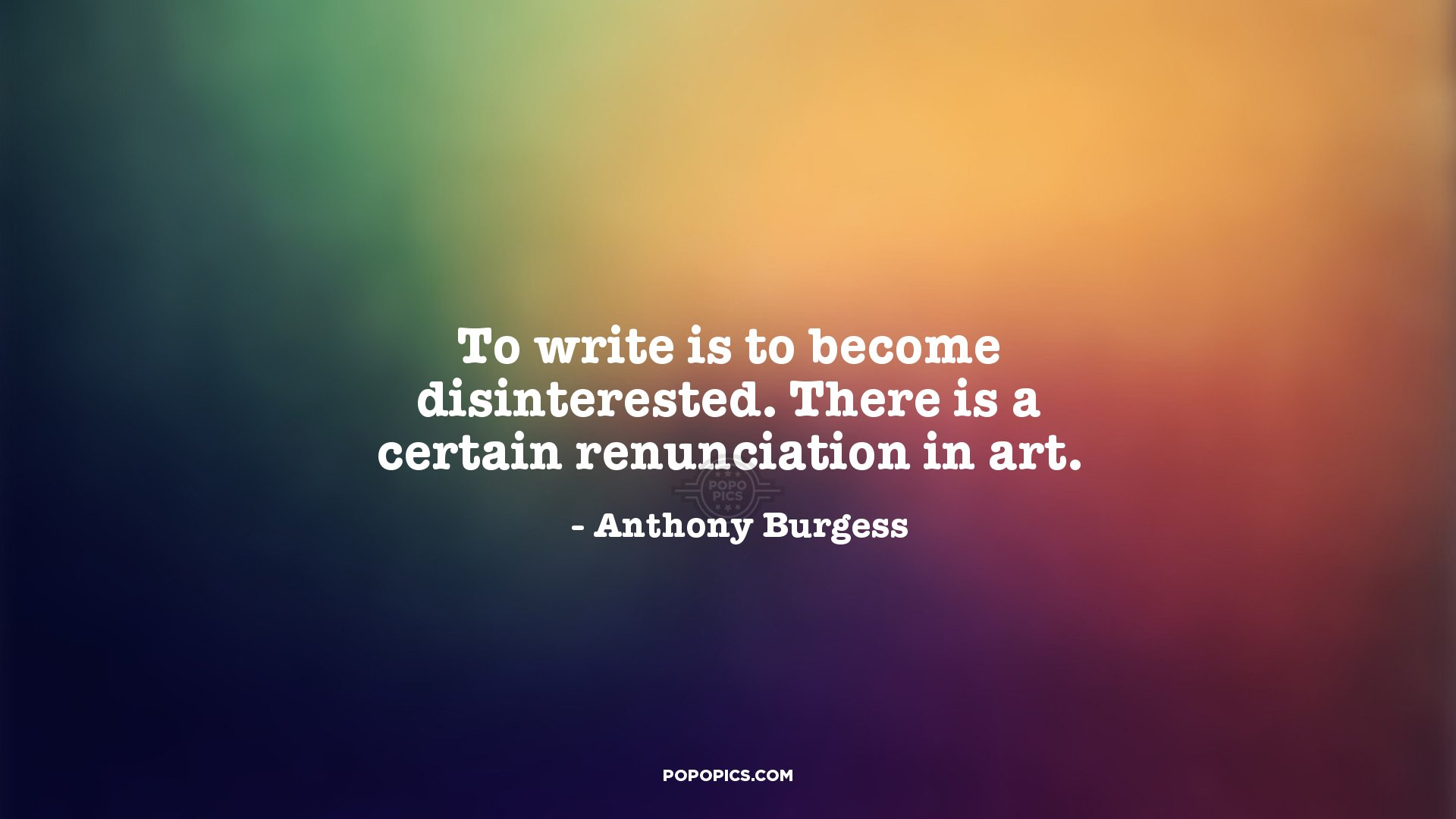 a biography of anthony burgess selective individualist A short anthony burgess biography describes anthony burgess's life, times, and work also explains the historical and literary context that influenced a clockwork orange.