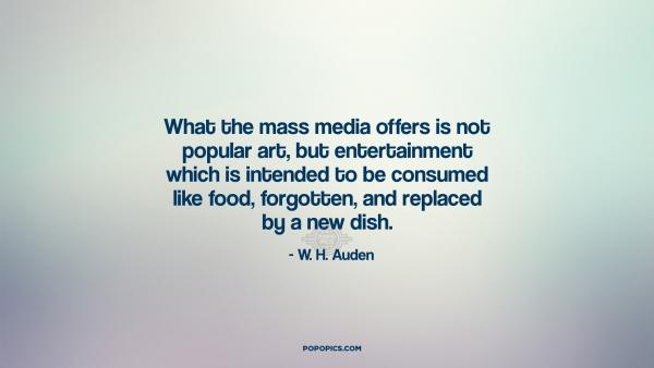 Argumentative Essay On Mass Media
